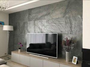 Slaterock Slatestone kőfurnér, design falburkolat